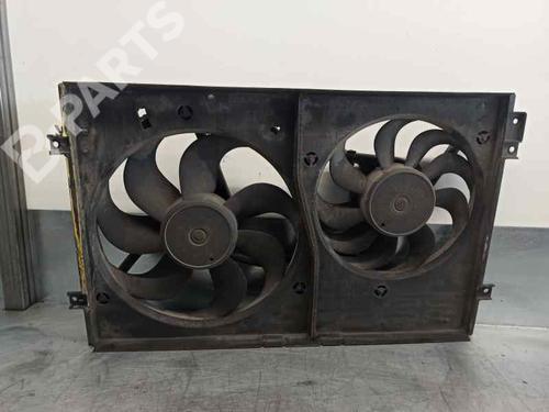 1J0121207C | 1355D2352 | SIEMENS | Køleventilator elektrisk A3 (8L1) 1.8 T (180 hp) [1998-2003]  6095079