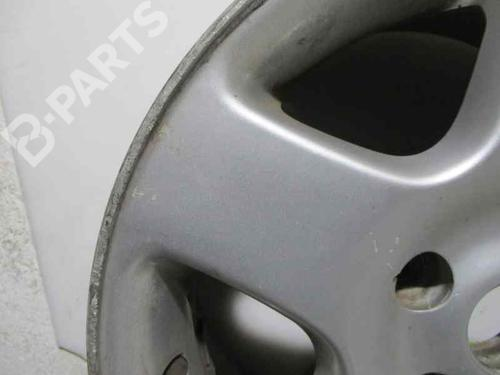 Fælk AUDI A6 (4B2, C5) 2.5 TDI R157JX15H2ET35 | 7JX15H2ET35 | ALUMINIO 5P | 28011555