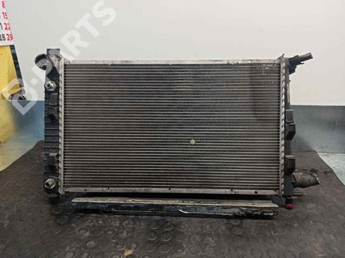 A1685001602   2109037   BEHR   Radiador agua A-CLASS (W168) A 160 CDI (168.007) (60 hp) [1998-2001] OM 668.941 6560609