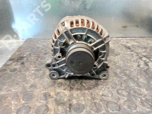 Lichtmaschine AUDI A4 (8D2, B5) 1.9 TDI 028903029B | 0124515026081 | BOSCH | 32745459