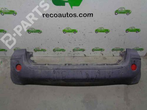 GRIS TEXTURADO | Pára-choques traseiro MULTIPLA (186_) 1.9 JTD 105 (186AXB1A) (105 hp) [1999-2010] 182 B4.000 6135253