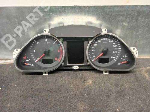 4F0920931B | 503000731602 | MAGNETI MARELLI | Kombiinstrument A6 Allroad (4FH, C6) 2.7 TDI quattro (163 hp) [2006-2011] BSG 6694855