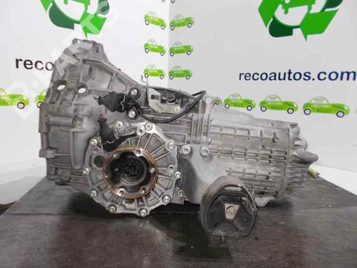DDU | DDU10018 | Manual Gearbox A4 (8D2, B5) 1.8 (125 hp) [1994-2000]  2090286