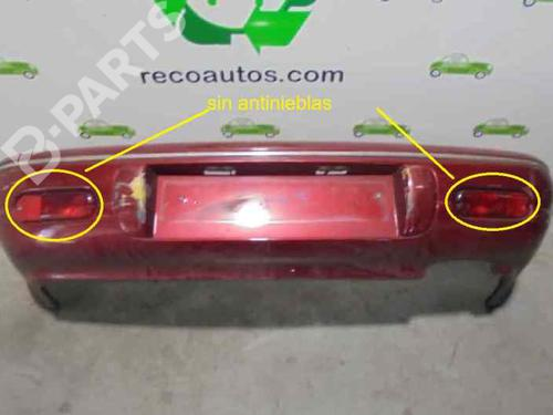 68072004AA | GRANATE | Pára-choques traseiro STRATUS (JA) 2.5 V6 (170 hp) [1995-2001]  2081689