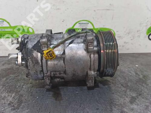 9646416780 | 1240F | SANDEN | AC Kompressor BERLINGO / BERLINGO FIRST MPV (MF, GJK, GFK) 2.0 HDI 90 (MFRHY) (90 hp) [1999-2005]  6113763