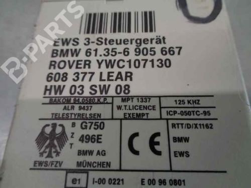 Elektronik Modul BMW X5 (E53) 3.0 d 61356905667 | 34036959