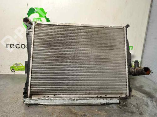 17119071517 | 60782A | NISSENS | Radiador agua 3 (E46) 318 i (118 hp) [1997-2001]  5187664