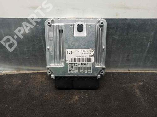 4F0907401B | 0281012699 | BOSCH | Motorstyringsenhed A6 Allroad (4FH, C6) 2.7 TDI quattro (163 hp) [2006-2011] BSG 6694884