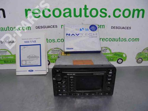 1S7F18K931AA | Radio MONDEO III Saloon (B4Y) 2.5 V6 24V (170 hp) [2000-2007]  2112223
