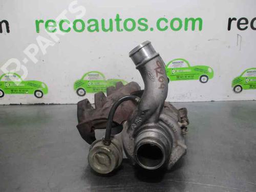 XS406K682DB | 706499-1 | GARRETT | Turbo FOCUS (DAW, DBW) 1.8 Turbo DI / TDDi (90 hp) [1998-2004]  3503439