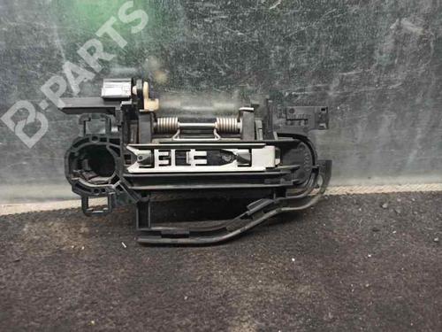 Poignée extérieure arrière gauche AUDI A6 Allroad (4FH, C6) 2.7 TDI quattro 4F0837207B | 36274704