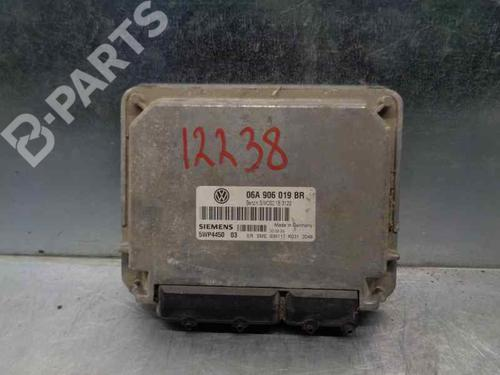 06A906019BR   5WP4450   SIEMENS   Centralina do motor LEON (1M1) 1.6 (100 hp) [1999-2006] AKL 7234291