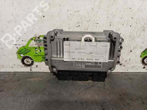 9663394580   Motorstyringsenhet C4 I (LC_) 1.6 16V (109 hp) [2004-2011] NFU (TU5JP4) 5148965