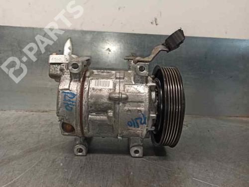 4472208642 | Compressor A/C STILO (192_) 1.9 JTD (192_XE1A) (115 hp) [2001-2006] 192 A1.000 6873376