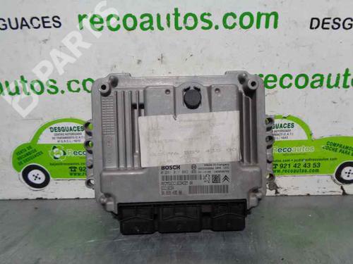 9655943580 | 0281011863 | BOSCH | Motorstyringsenhet C4 Coupe (LA_) 1.6 HDi (90 hp) [2004-2011] 9HX (DV6ATED4) 4900400