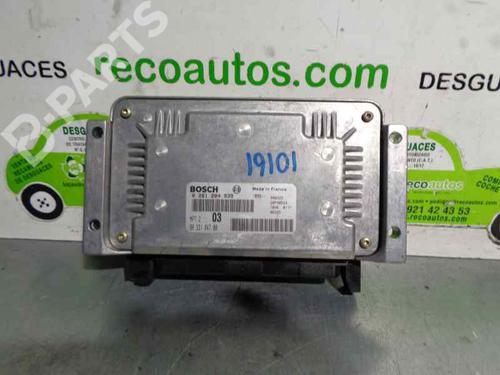 9633184780 | 0261204939 | BOSCH | Motorstyringsenhet XSARA (N1) 1.6 i (88 hp) [1997-2000] NFZ (TU5JP) 5042571