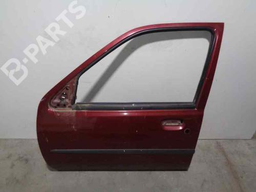 GRANATE | 5 PUERTAS | Puerta delantera izquierda FIESTA III (GFJ) 1.3 Cat (60 hp) [1991-1997]  6542983