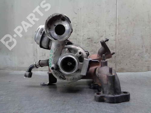 038253016F | 038253016F | GARRETT | Turbo A3 (8L1) 1.9 TDI (110 hp) [1997-2001]  5671675