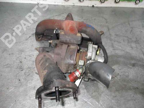 46750783 | 7013701 | GARRETT | Turbo 156 (932_) 1.9 JTD (932B2) (105 hp) [1997-2000]  2087771
