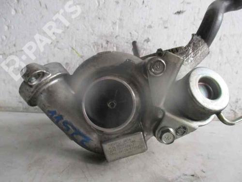 9662371080 | 065102817 | Turbo XSARA PICASSO (N68) 1.6 HDi (90 hp) [2005-2011]  6313132