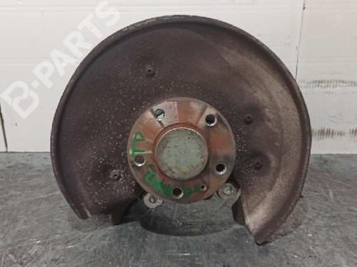 Venstre hjullagerhus spindel A4 (8K2, B8) 2.0 TFSI (180 hp) [2008-2015] CDNB 6157655