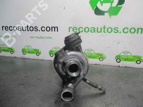 Turbo AUDI A4 (8D2, B5) 2.5 TDI 059145701C | 4541352 | GARRETT | 28008363