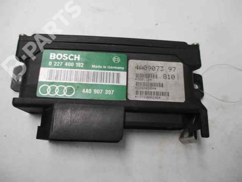 4A0907397 | 0227400192 | BOSCH | Motorstyringsenhet 80 (8C2, B4) 2.3 E (133 hp) [1991-1994]  2062009