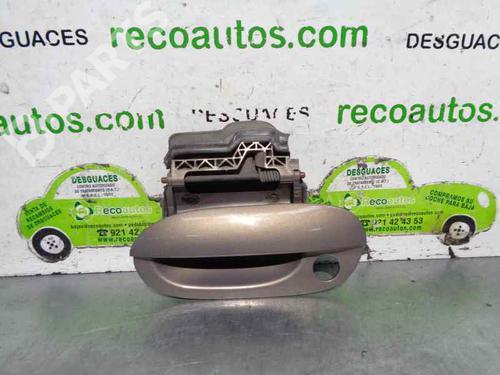 51218245461 | Puxador exterior frente esquerdo 5 (E39) 530 d (184 hp) [1998-2000]  5287582