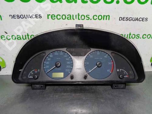 P9645744580 | Kombinert Instrument XSARA (N1) 2.0 HDi 109 (109 hp) [2001-2005]  5070364