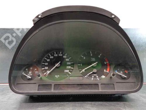 Instrumentenkombination BMW X5 (E53) 3.0 d 62116923055   34035485