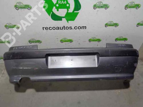 GRIS OSCURO | Pára-choques traseiro 406 (8B) 1.9 TD (90 hp) [1996-2004]  5849372