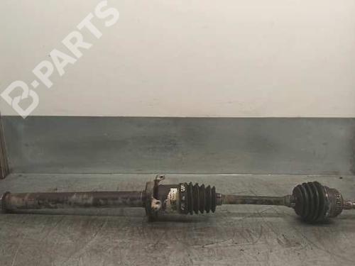A1683702272   Transmisión delantera derecha A-CLASS (W168) A 160 (168.033, 168.133) (102 hp) [1997-2004]  7245093