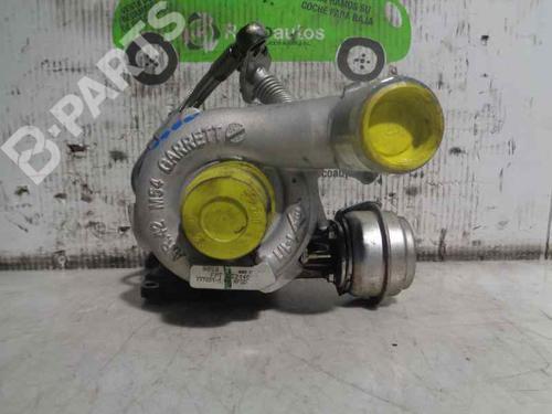 55214061 | GARRETT | Turbo BRAVO II (198_) 1.9 D Multijet (198AXB1A) (120 hp) [2007-2014] 192 A8.000 5154597
