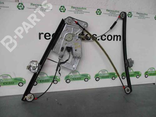 9110810 | 4 PUERTAS | 2 PINES | Front Right Window Mechanism 5 (E39) 520 d (136 hp) [2000-2003]  2816346