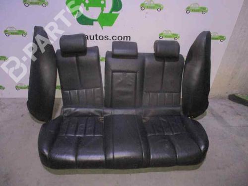 CUERO NEGRO   Siège arrière S-TYPE (X200) 3.0 V6 (238 hp) [1999-2007]  2135403