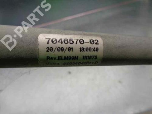 Wischermotor vorne BMW X5 (E53) 3.0 d 7046570 | 34035551