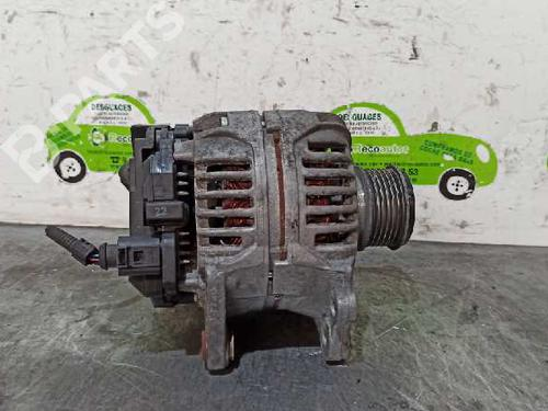 0986041490 | Alternator IBIZA II (6K1) 1.9 TDI (90 hp) [1999-2002] AGR 5656174
