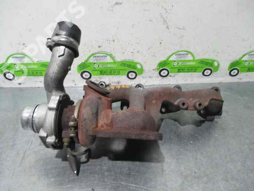 XS4Q6K682DB | 7064991 | GARRET | Turbo FOCUS (DAW, DBW) 1.8 Turbo DI / TDDi (90 hp) [1998-2004]  2099277
