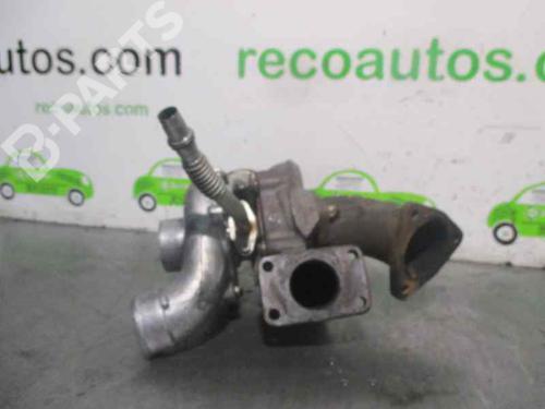 Turbo AUDI A4 (8D2, B5) 2.5 TDI 059145701C | 4541352 | GARRETT | 28008366