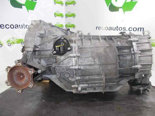 LKV | VY2ZYXJ | C14267 | Automtisk gearkasse A5 (8T3) 2.0 TFSI (211 hp) [2008-2013]  5115523