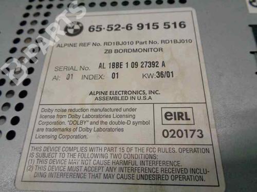 Elektronik Modul BMW X5 (E53) 3.0 d 65526915516 | 34035834