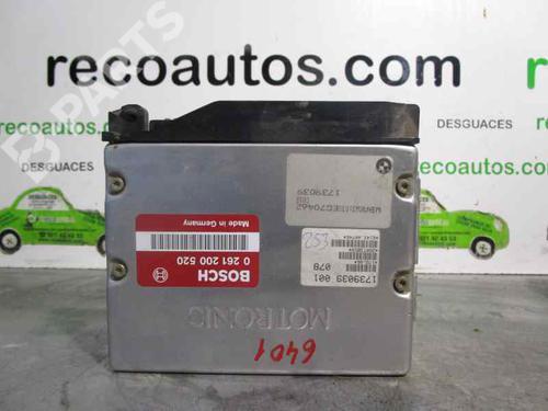 1739039 | 0261200520 | BOSCH | Centralina do motor 3 (E36) 318 i (113 hp) [1990-1993]  2079007