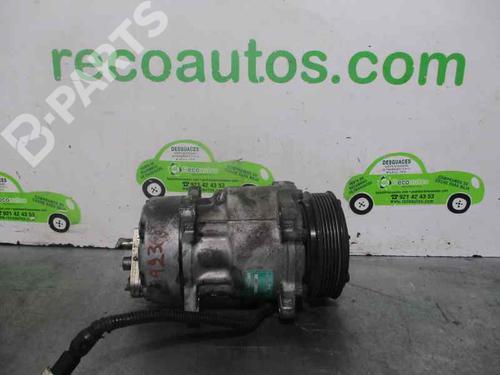 3178704860   1106F   SANDEN   AC Kompressor 306 Hatchback (7A, 7C, N3, N5) 1.9 DT (90 hp) [1993-2001] DHY (XUD9TE/Y) 3521625