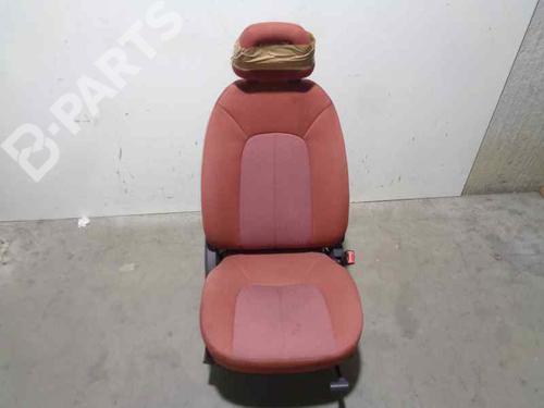 TELA COLOR SALMON | Asiento delantero derecho A-CLASS (W168) A 160 (168.033, 168.133) (102 hp) [1997-2004]  7230155