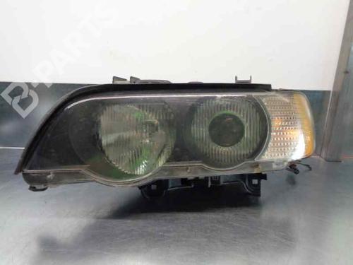 Scheinwerfer links BMW X5 (E53) 3.0 d 15183300 | 34035518