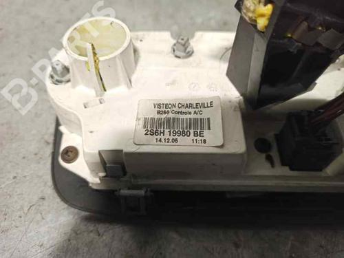Mando climatizador FORD FIESTA V (JH_, JD_)  2S6H19980BE | 31079632
