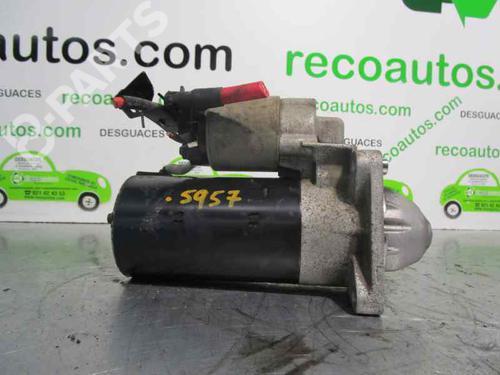 0001109048 | BOSCH | Motor de arranque PUNTO (188_) 1.9 DS 60 (188.031, .051, .231, .251) (60 hp) [1999-2012]  2085717