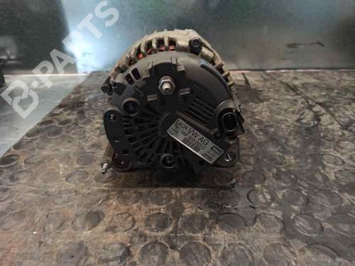 Lichtmaschine AUDI A3 (8P1) 1.6 06F903023C | 2542695D | VALEO | 32745466
