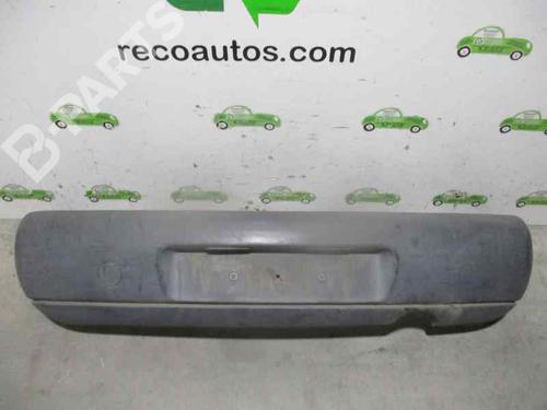 GRIS TEXTURADO | Rear Bumper FIESTA III (GFJ) 1.3 Cat (60 hp) [1991-1997] J4C 2791670