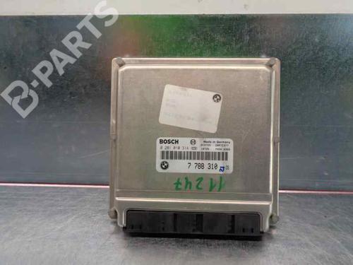 Steuergerät Motor BMW X5 (E53) 3.0 d 7788310 | 0281010314 | BOSCH | 34035478